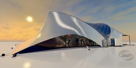SL S5000 Solar Canopy - Dance floor - Render 4_