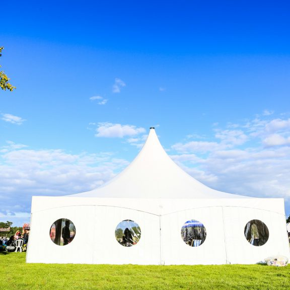 10x10m clearspan marquee perfect outdoor structure
