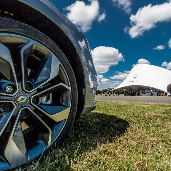 S5000SL Saddlespan outdoor event structure automotive sport